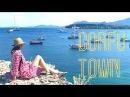 6 Корфу, Греция: Керкира САМОЛЁТЫ над головой, ПАНОРАМА с оборонной крепости CORFU TOWN
