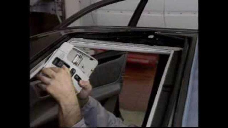 Mercedes w210 - trapa plafon ( partea 7 / 8 ) - clubmercedes.ro