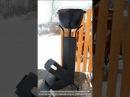 Ракетная печь Учак