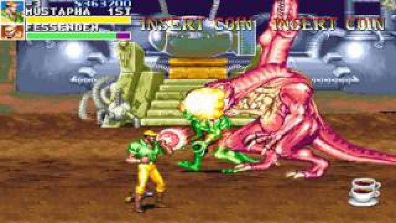 Insane Final Boss Fight Cadillac's and Dinosaurs Mustapha No Hurts No Damage No Deaths No Cheats