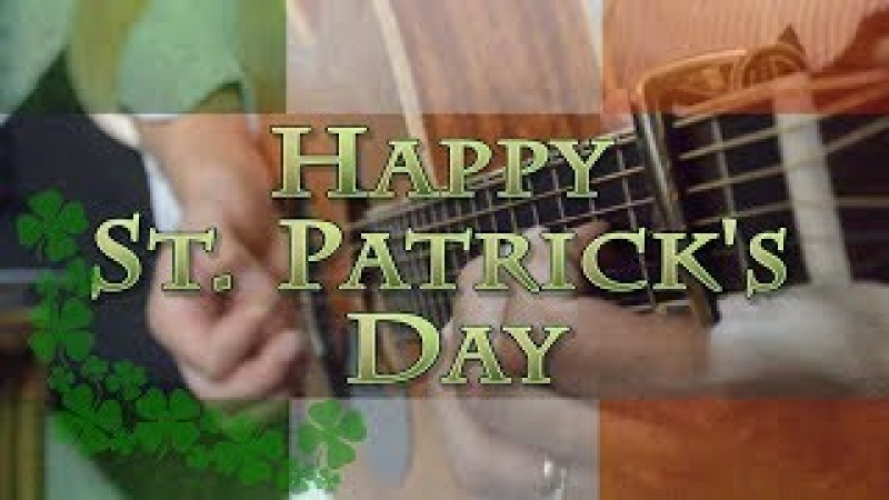 Irish Hornpipe and Two Jigs - Celtic Fingerstyle Guitar
