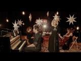 Vivienne Mort feat Moon'que quartet - Christmas Song live on #@)