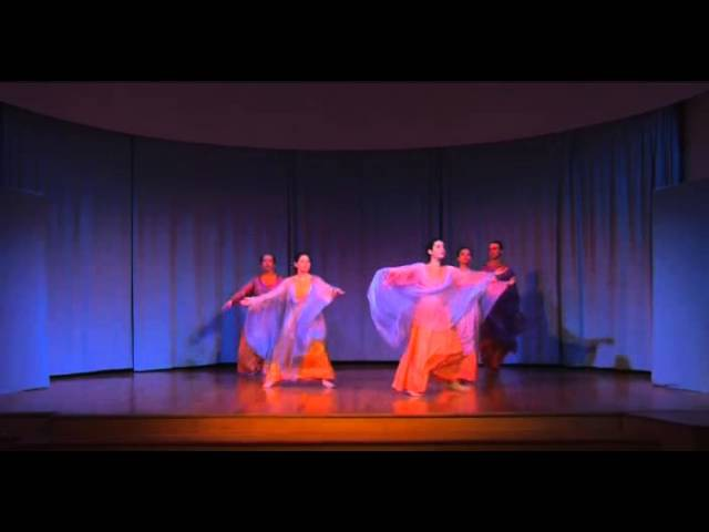 Eurythmy West Midlands Mozart, Fantasy in D minor 4th-year students