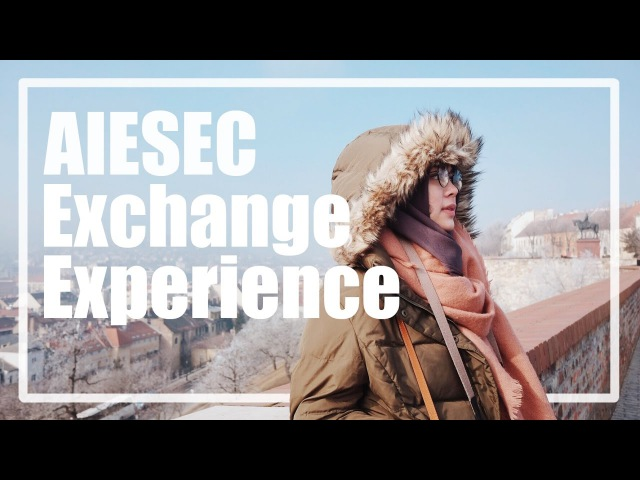 AIESEC Exchange Experience - DLS 2017 - Winter in Poland