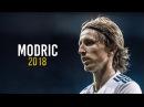Luka Modric ● Genius of Midfield ● Fantastic Skills 2018 HD