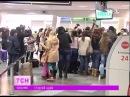 Американский певец Адам Ламберт прилетел в Киев