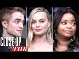 Roundtable Robert Pattinson, Bryan Cranston Close Up With THR