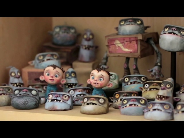 LAIKA The Boxtrolls Inside the Box