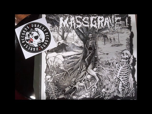 Mass Grave - Our Due Descent (2018) Full Album (Crust/Grind)
