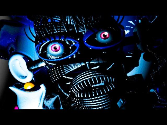 СЕСТРА ПЛЮШЕВЫХ ПАДЛ ► Five Nights at Freddy's Sister Location 1