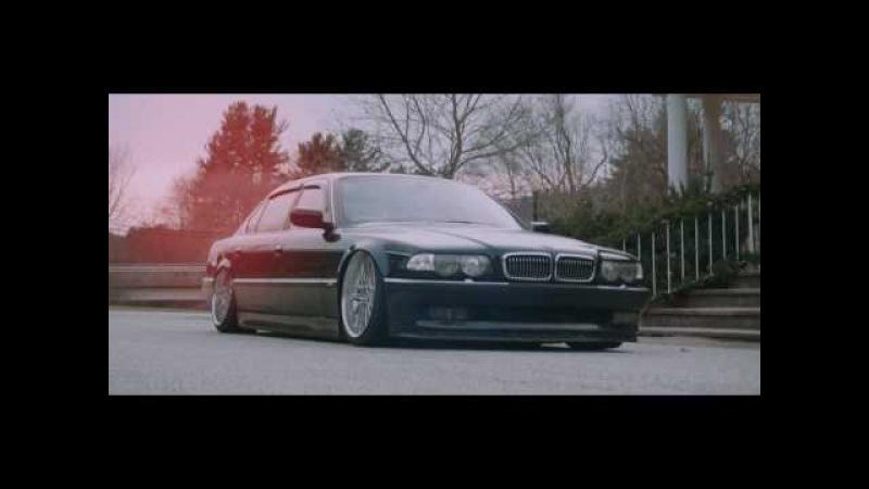 Tom's Bagged BMW 740IL. | DIVINE