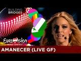 Eurovision 2015 - Edurne - Amanecer Final