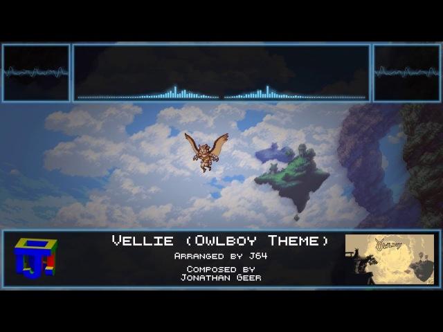 J64 Mix Vellie Owlboy