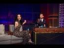 Вечерний Ургант Наталия Орейро Natalia Oreiro 383 выпуск от 14 11 2014 Natalia Oreiro