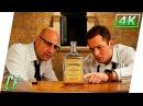 Kingsman Золотое кольцо 2017 Эггси и Мерлин пьют виски Клип