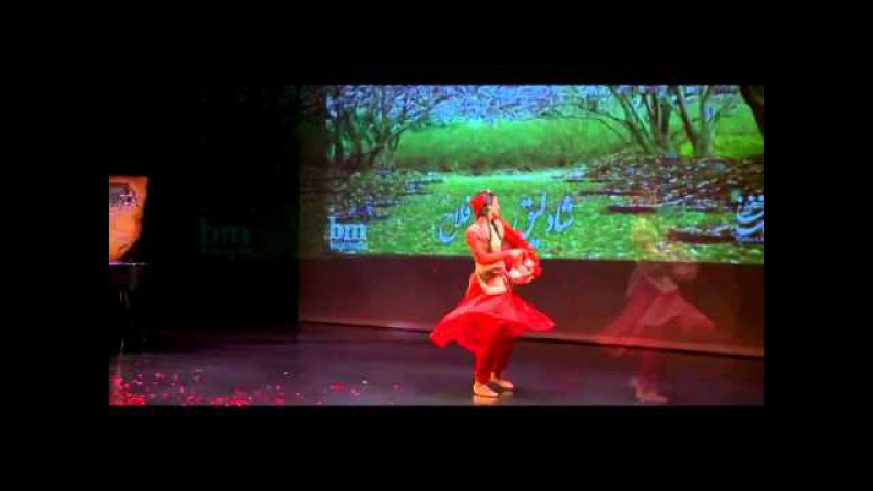 Rahim Shahriari Gal Gorusha لیا فلاح رقص ،