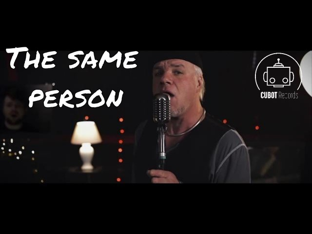 🤖 The same person - Bad Religion ROCK COVER (CUBOT Records presents Eric Fish and Max Fish)
