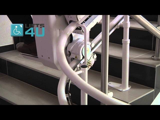 Winda schodowa, krzesło schodowe, winda dla niepełnosprawnych