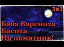 Истории на ночь (3в1): 1.Баба Варениха, 2.Басота, 3.На памятник!