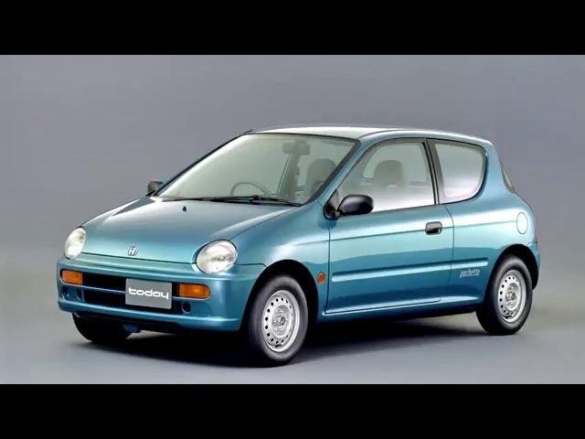 Honda Today Pochette JA4 '1993–96