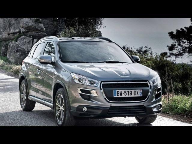 Peugeot 4008 '03 2012