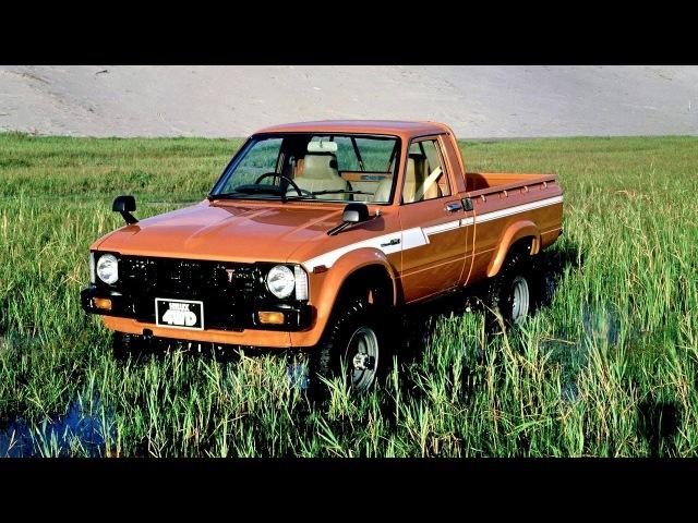Toyota Hilux 4WD Regular Cab 1978 83