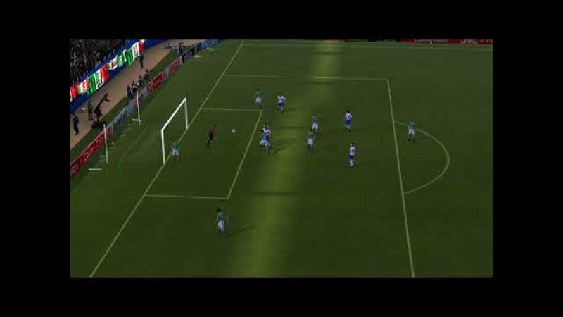 FIFA 14 (Classic Patch) Itália 2x1 Irlanda WC 1994
