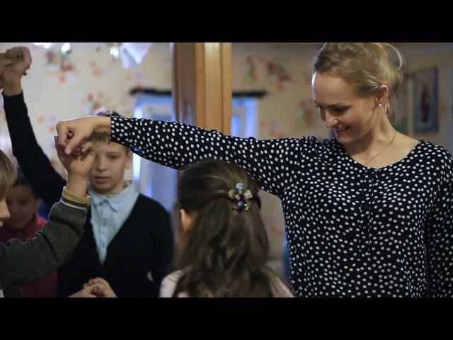 Мастер-классы в детском доме милосердия села Хитровщина Кимовский район Тул. обл.