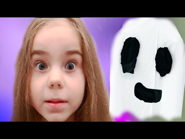 Bad Baby and Ghost educational video Nursery Rhymes Songs for kids