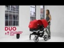 Full Demo How to use the Bugaboo Donkey Duo Bugaboo Strollers