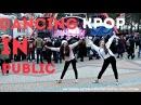 DANCING KPOP IN PUBLIC 1 BTS,EXO,BIGBANG,TWICE,BLACKPINK, ...