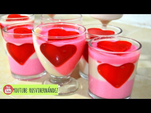 (vk.com/lakomkavk) Gelatinas san valentin individuales para negocio|ROSVI HERNANDEZ