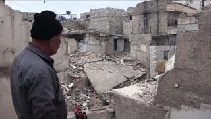 Syrie un an après, Alep panse encore ses plaies