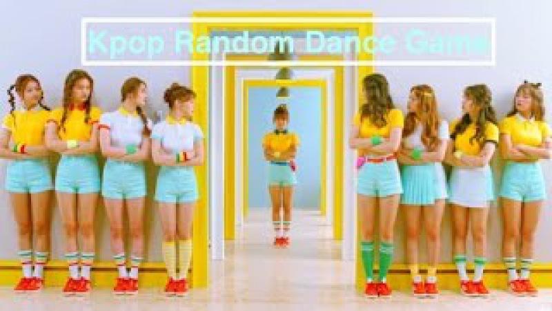 Kpop Random Dance Game