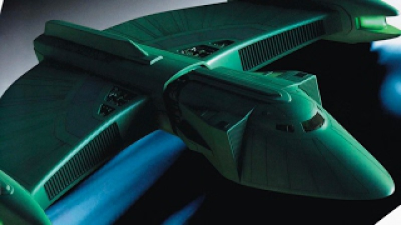 Star Trek Starships Collection Romulan Scout Ship Issue 90 Review