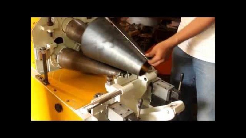 Cone making machine V2