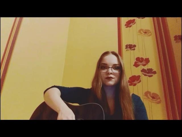 The Beatles - Let It Be (cover by Olga Ponomarenko)