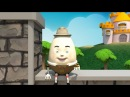 Humpty Dumpty | Kindergarten Nursery Rhymes For Toddlers | Cartoon Videos For Kids by Kids Tv