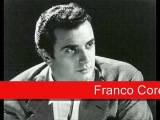 Franco Corelli Massenet - Werther, 'Pourquoi me r