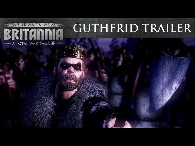 Total War Saga: Thrones of Britannia - Northymbre Trailer [RUS]