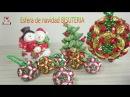 Esfera de Navidad Bisuteria