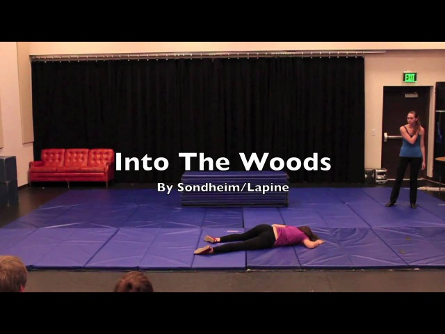 UCF Stage Combat 2011 Into The Woods