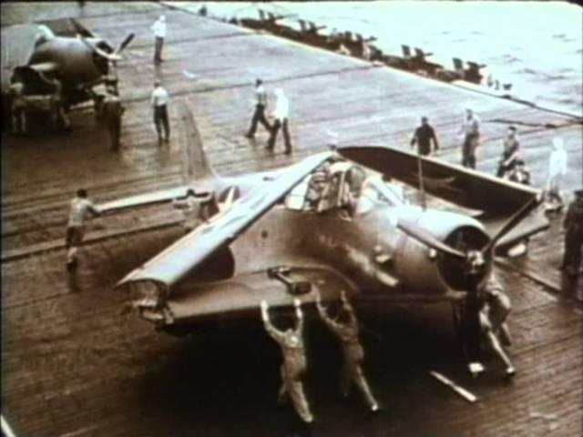 Полёт Сквозь Время (1 Серия) Авианосцы