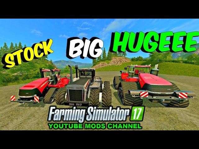 Giant Case Quadtrac Farming Simulator 17 Mods