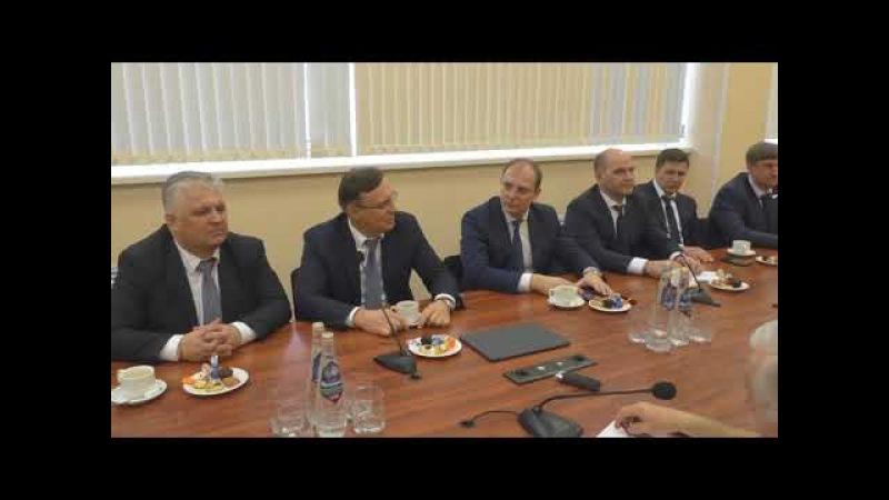 КамАЗ поможет Димитровграду окрепнуть