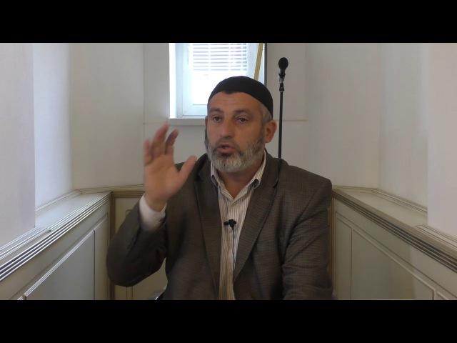 Имам Мухьаммад Плиев - Враги ислама (часть 2) (29.09.2017)