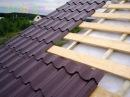Двускатная мансардная крыша Утепление монтаж обрешётки и т д Серия №17