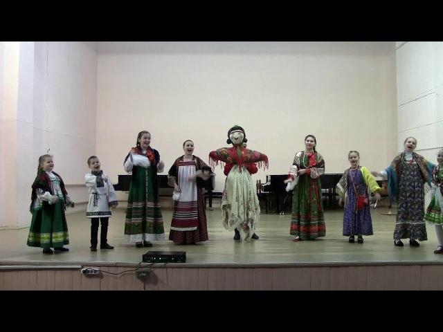 2018 Широкая Масленица. Детская школа искусств №2 г. Балашова