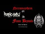 Necromayhem Of Rotting Christ At From Beyond Web Radio