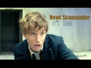Newt Scamander | It's time